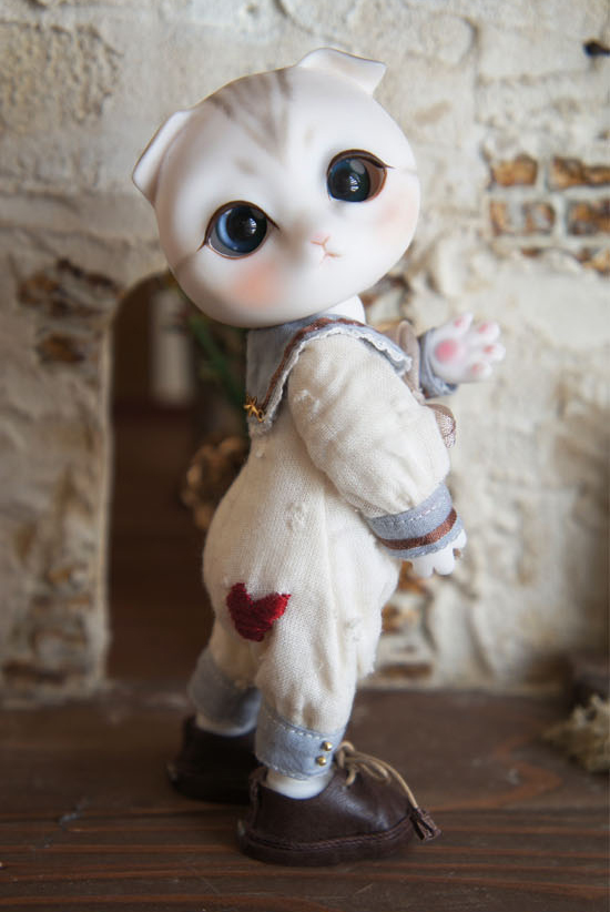Nobility Doll Miu